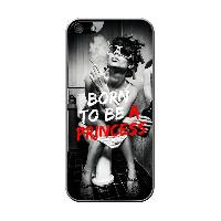 Accessoire Gps BIGBEN CONNECTED Coque Iphone 4 - 4S Born To Be A Princess