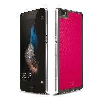 Accessoire Gps Coque Huawei P8 Lite. FollowUp [Parisian cover] - winner rose - Follow Up