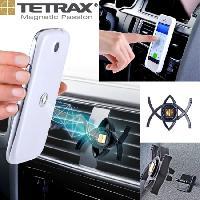 Accessoire Gps Support magnetique SMART pour telephone et GPS TETRAX