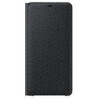 Accessoire Gps coque ORIGINAL SAMSUNG FLIP LIVRO / portefeuille EF-WA750 SAMSUNG GALAXY A7 2018 - couleur:noir