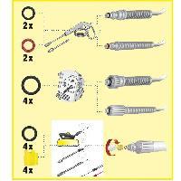 Accessoire Haute Pression Kit de joint toriques de rechange
