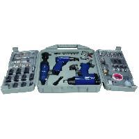 Accessoire Materiel Pneumatique HYUNDAI Kit 3 outils pneumatiques pour compresseur
