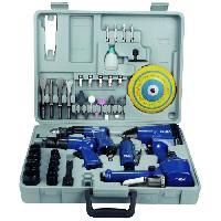 Accessoire Materiel Pneumatique HYUNDAI Kit outils pneumatiques pour compresseur