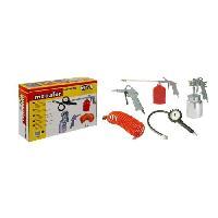 Accessoire Materiel Pneumatique Kit d'accessoires air comprime 5 pieces