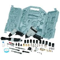 Accessoire Materiel Pneumatique MICHELIN Coffret d'outillage pneumatique 49 pieces pour tout compresseur