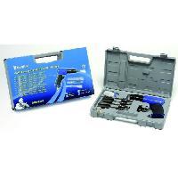 Accessoire Materiel Pneumatique MICHELIN Coffret marteau burineur pneumatique semi Pro pour compresseur + 5 burins