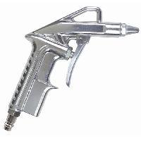 Accessoire Materiel Pneumatique Soufflette Aluminium Bec Court