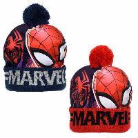 Accessoire Mode 48x Bonnets Multi Composition Spiderman - assortiment