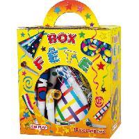 Accessoire Plein Air - Piece Detachee Plein Air KIM'PLAY Box Fete pour 10 personnes - Kim Play