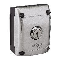 Accessoire Pour Motorisation De Portail DIAGRAL BY ADYX Selecteur a cle securite commande pour motorisation