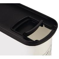 Accessoire Pour Repas CURVER Conteneur de nourriture Le Diner est servi - 1 kg - 2 L - Blanc et noir - Pour chat