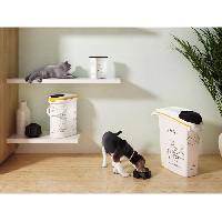 Accessoire Pour Repas Curver Récipient alimentaire Dinner is Served pour chats 10 L
