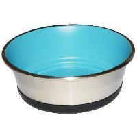 Accessoire Pour Repas Gamelle coloree - Bol inox - 1.2 L