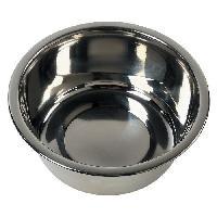 Accessoire Pour Repas ZOLUX Bol en inox - Ø 34 cm - 6 L - Pour chien Aucune