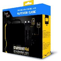 Accessoire Retro Pack d'accessoires 4 en 1 pour PS Classic - Steelplay