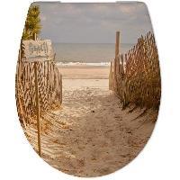 Accessoire Salle De Bain Abattant Cedo Cavallino Beach BEACH PATH
