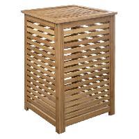 Accessoire Salle De Bain Panier linge Sicela - Bambou