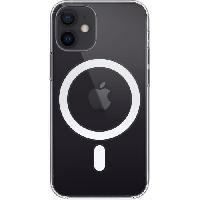 Accessoire Telephone APPLE iPhone 12 mini Coque Transparente avec MagSafe