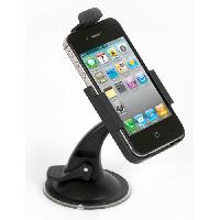 Accessoire Telephone Support IPhone 4 orientable