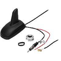 Accessoire exterieur Antenne Aileron de requin AM FM GPS DIN SMB-B 12VDC RG174 ADNAuto