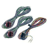 Accessoire pour Faisceau Mute Rallonge ISO Autoradio pour Kit Main Libre - 5m ADNAuto