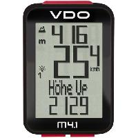 Accessoires - Decoration Velo Compteur Sans Fil VDO M4.1