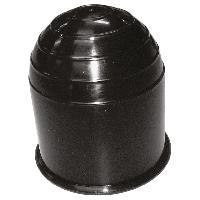 Accessoires Attelage Cache-rotule noire - ADNAuto