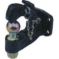 Accessoires Attelage Crochet Attelage Mixte 3.5t Boule 50 Mm