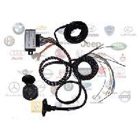 Accessoires Attelage Faisceau Universel SJA13 compatible avec Attelage - Demultiplexage - Ordinateur de bord