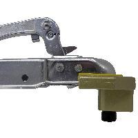 Accessoires Attelage Serrure de timon -Deluxe- + 2 cles - ADNAuto