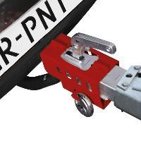 Accessoires Attelage Serrure de timon pliable avec cadenas