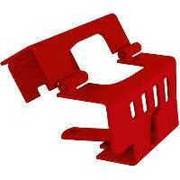 Accessoires Attelage Serrure de timon pliable avec cadenas Carpoint