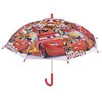 Accessoires Bagage CARS - Parapluie Manuel - Rouge Generique