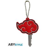 Accessoires Bagage Cache-clés PVC Naruto Shippuden - Akatsuki - ABYstyle