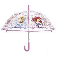 Accessoires Bagage DISNEY Parapluie Princesse - Transparent