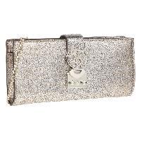 Accessoires Bagage GUESS - pochette femme - doree