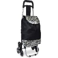 Accessoires Bagage KINSTON Chariot de Course Jungle Power Zebre
