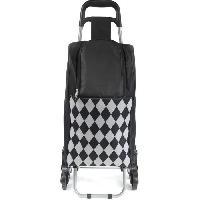Accessoires Bagage KINSTON Chariot de course Isotherme - Noir et blanc