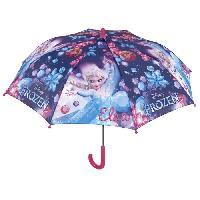 Accessoires Bagage LA REINE DES NEIGES - Parapluie Manuel - Bleu Rose