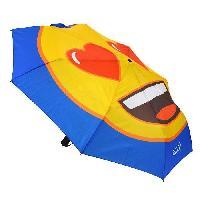 Accessoires Bagage Parapluie Emoji Pliable Je t'Aime
