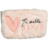 Accessoires Bagage Pochette Peluche Ma Petite Maman Cocooning