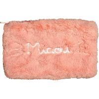 Accessoires Bagage Pochette Peluche Miaou Cocooning