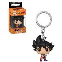Accessoires Bagage Porte-clé Funko Pocket Pop! Dragon Ball Z - Goku w/Kamehameha