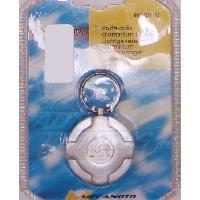 Accessoires Bagage Porte-cles Aluminium Lumineux Generique