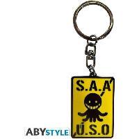 Accessoires Bagage Porte-cles Assassination Classroom - S.A.A.U.S.O