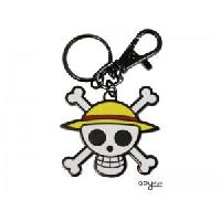 Accessoires Bagage Porte-clés One Piece - Skull - Luffy - ABYstyle
