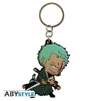 Accessoires Bagage Porte-clés PVC One Piece - Zoro SD - ABYstyle