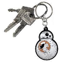 Accessoires Bagage Porte-clés PVC Star Wars - BB-8 - ABYstyle