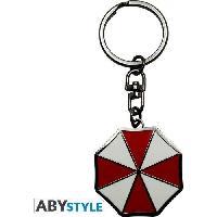 Accessoires Bagage Porte-cles Resident Evil - Umbrella