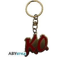 Accessoires Bagage Porte-cles Street Fighter - K.O